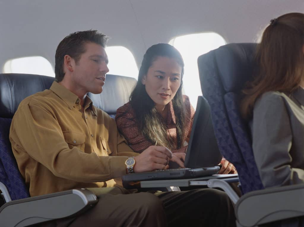 The Best Airplane Etiquette Tips for Making Flying Less Stressful