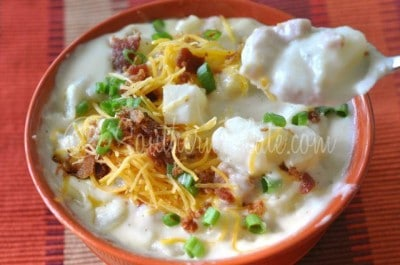 Southern Plate Potato Soup