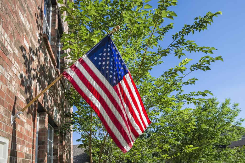 U.S. Flag, Pledge of Allegiance, and National Anthem Etiquette