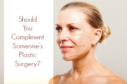 Cosmetic surgery procedures and plastic surgeries are so popular that you're bound to run into a friend, colleague, or extended family member who has had work done. Here you'll find the etiquette of how, when, and when not to comment on someone's cosmetic or plastic surgery. #cosmeticsurgery #plasticsurgery #cosmeticprocedures #etiquette #manners #maraleemckee #mannersmentor