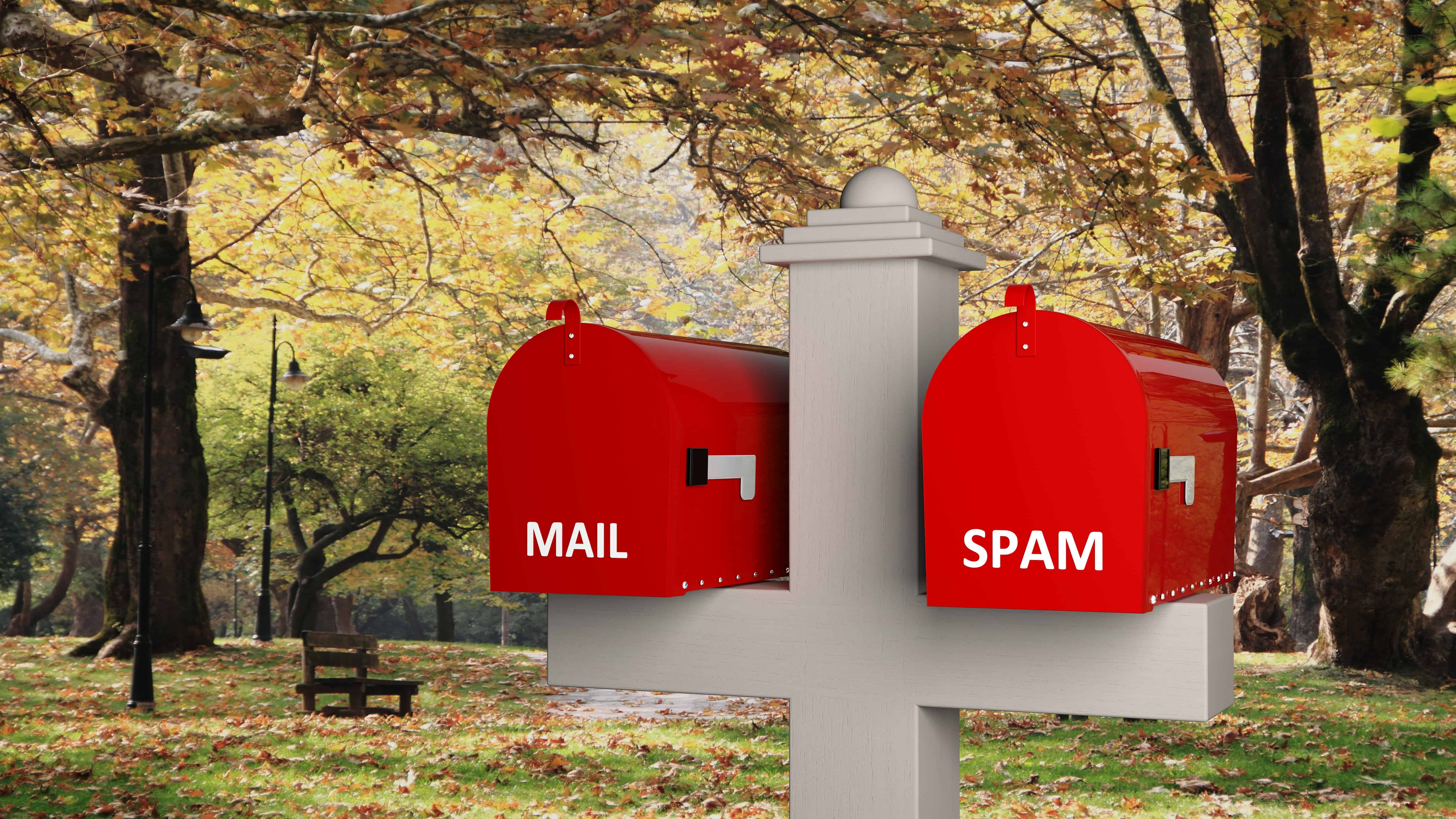 Tw Mailboxes Spam and Regular