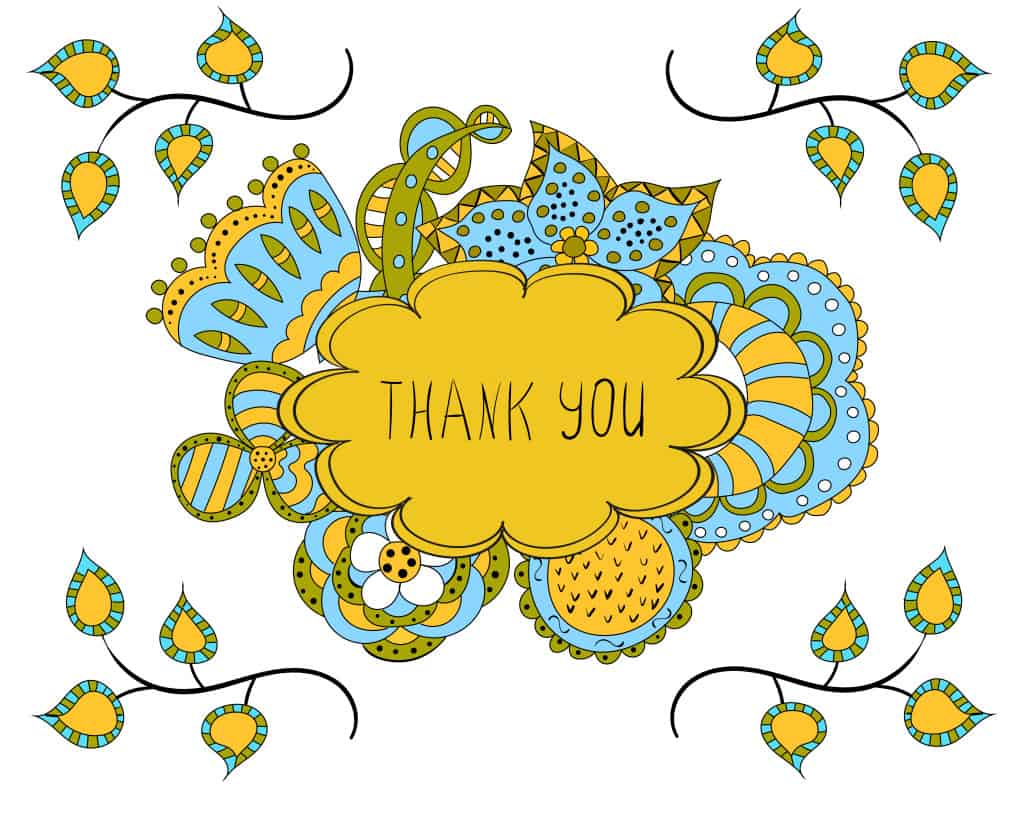 How to Write a Gracious Bridal Shower Thank-You Card