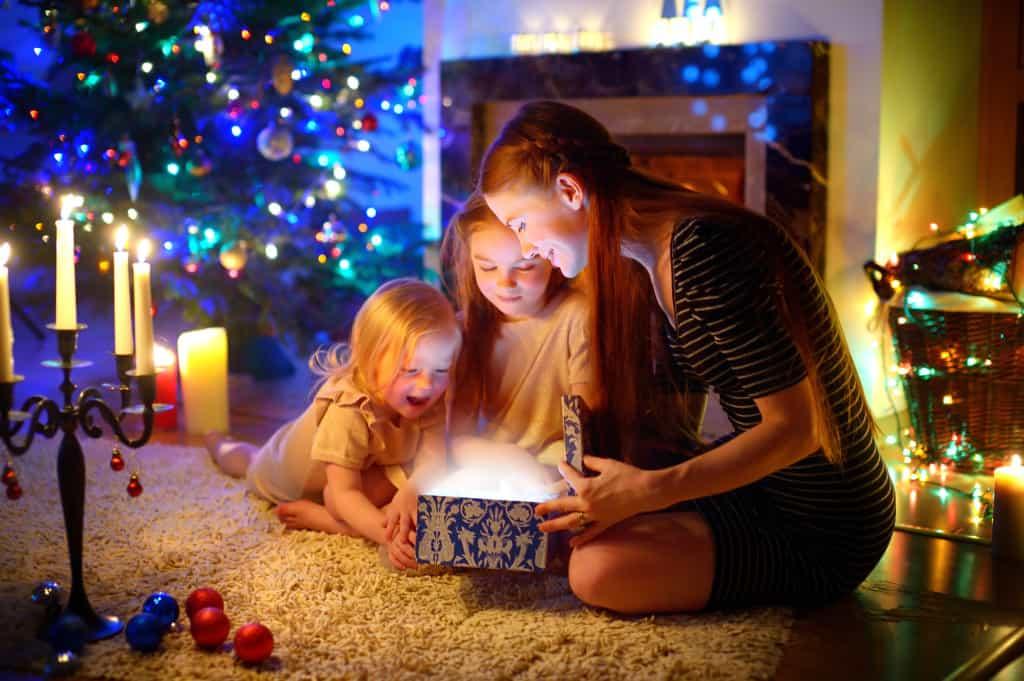 Giving of yourself this Christmas and every Christmas