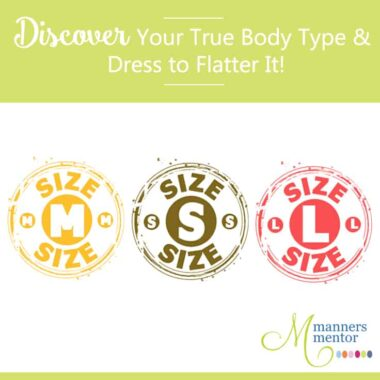 Discover Your Body Type and Dress to Flatter It