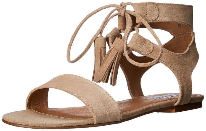 "Steve Madden ""Daryyn"" flat sandal, $58.95, Amazon"
