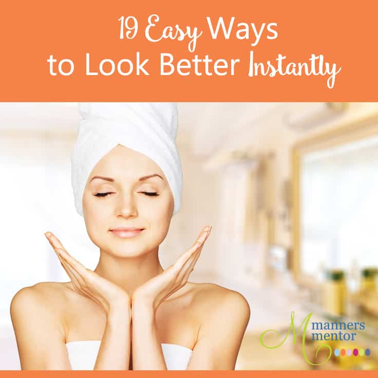 look better instantly