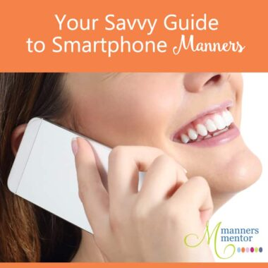 smartphone manners
