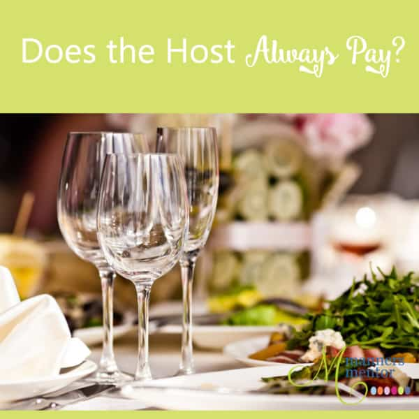 Does the Host Always Pay