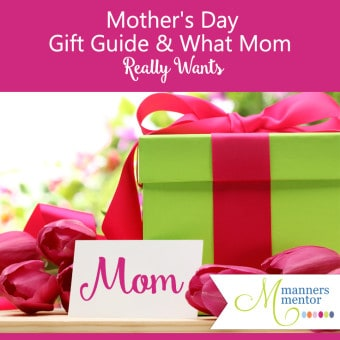 mother's day gift guide and what mom really wants
