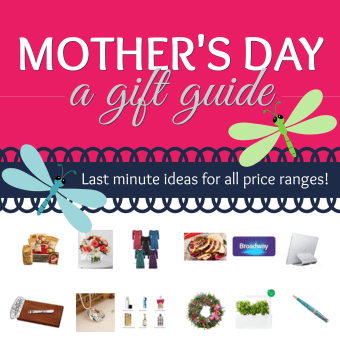 Fresh Press Media and Manners Mentor Mother's Day Gift Guide
