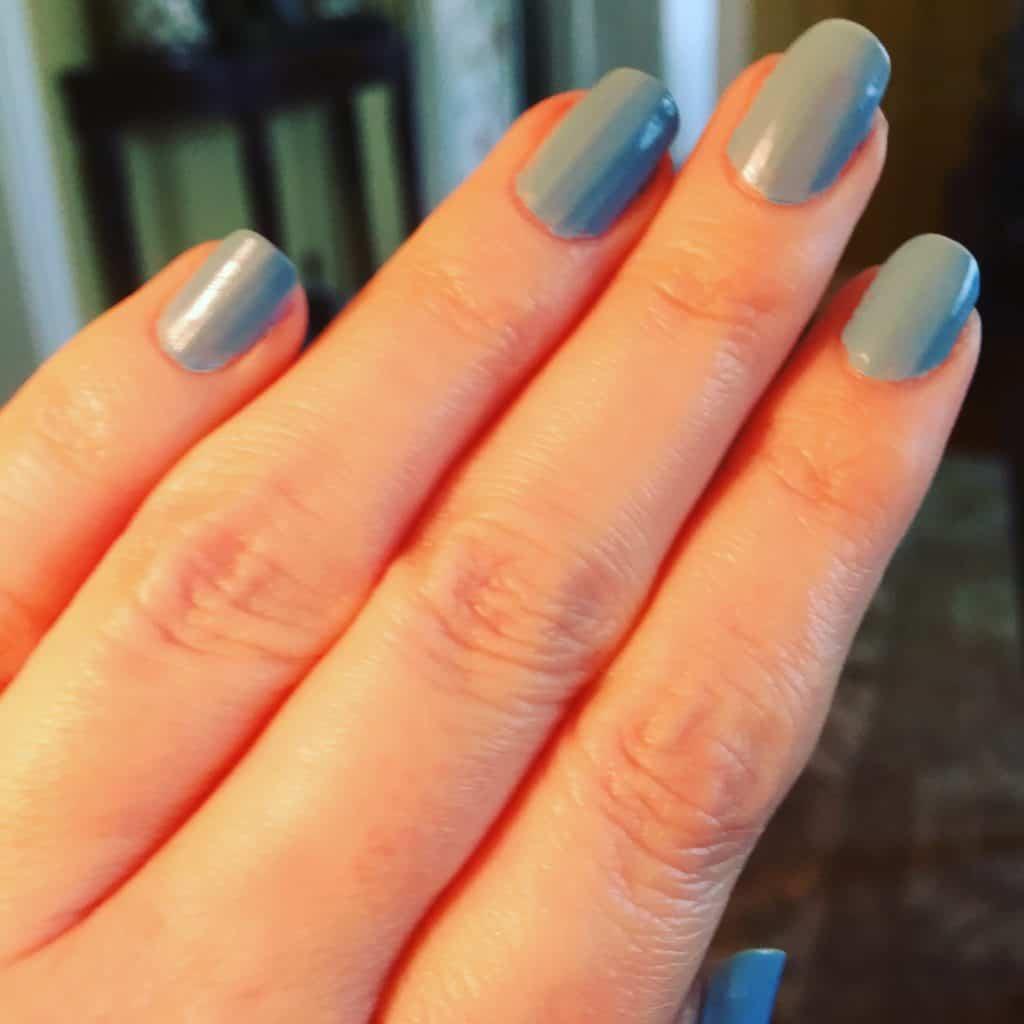 Instagram-Image-of-Blue-Manicure
