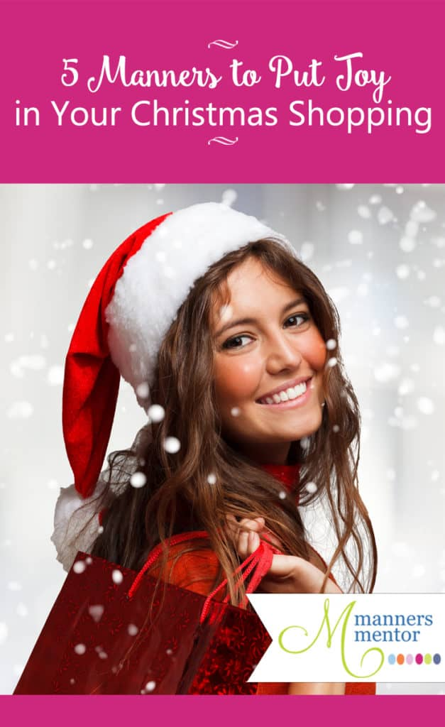 5 Ways to Put Joy in Your Christmas Shopping