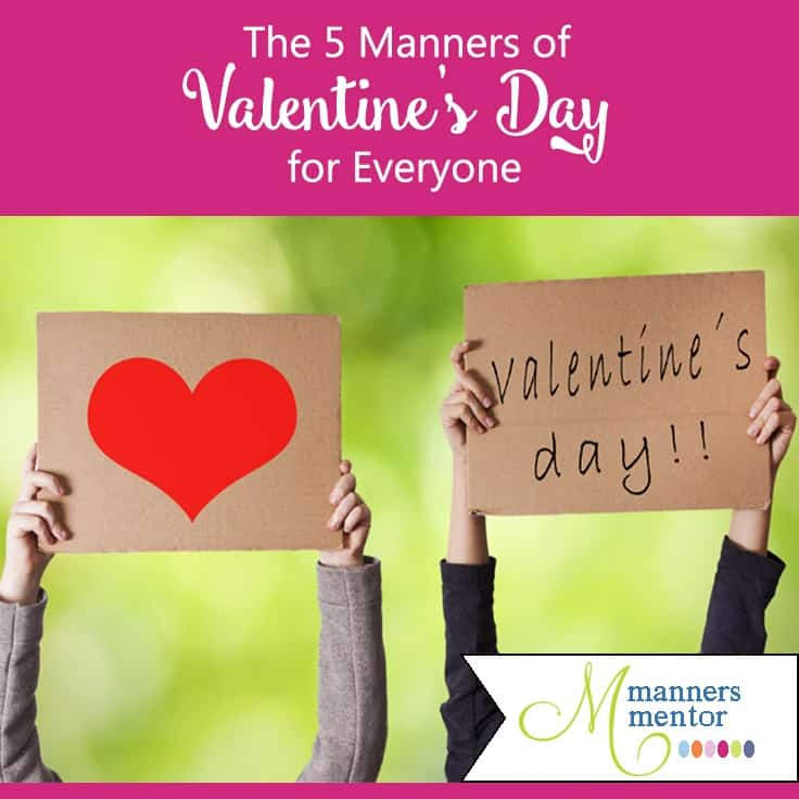 Perfekt The 5 Manners Of Valentineu0027s Day For Everyone