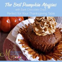 The Best Pumpkin Chocolate-Chip Muffins for Your Thanksgiving Table