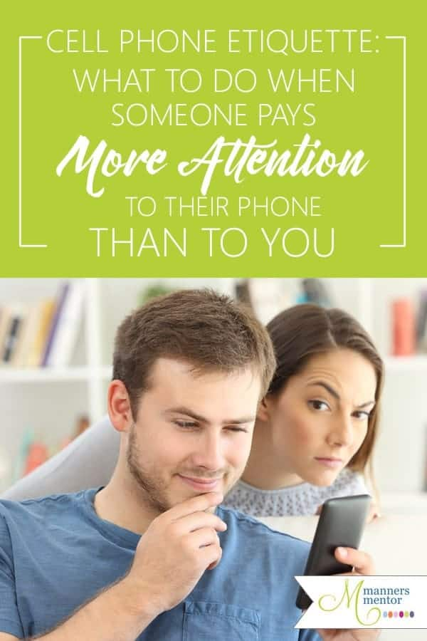When Someone is Addicted to Their Cell Phone — 5 Things to Do When