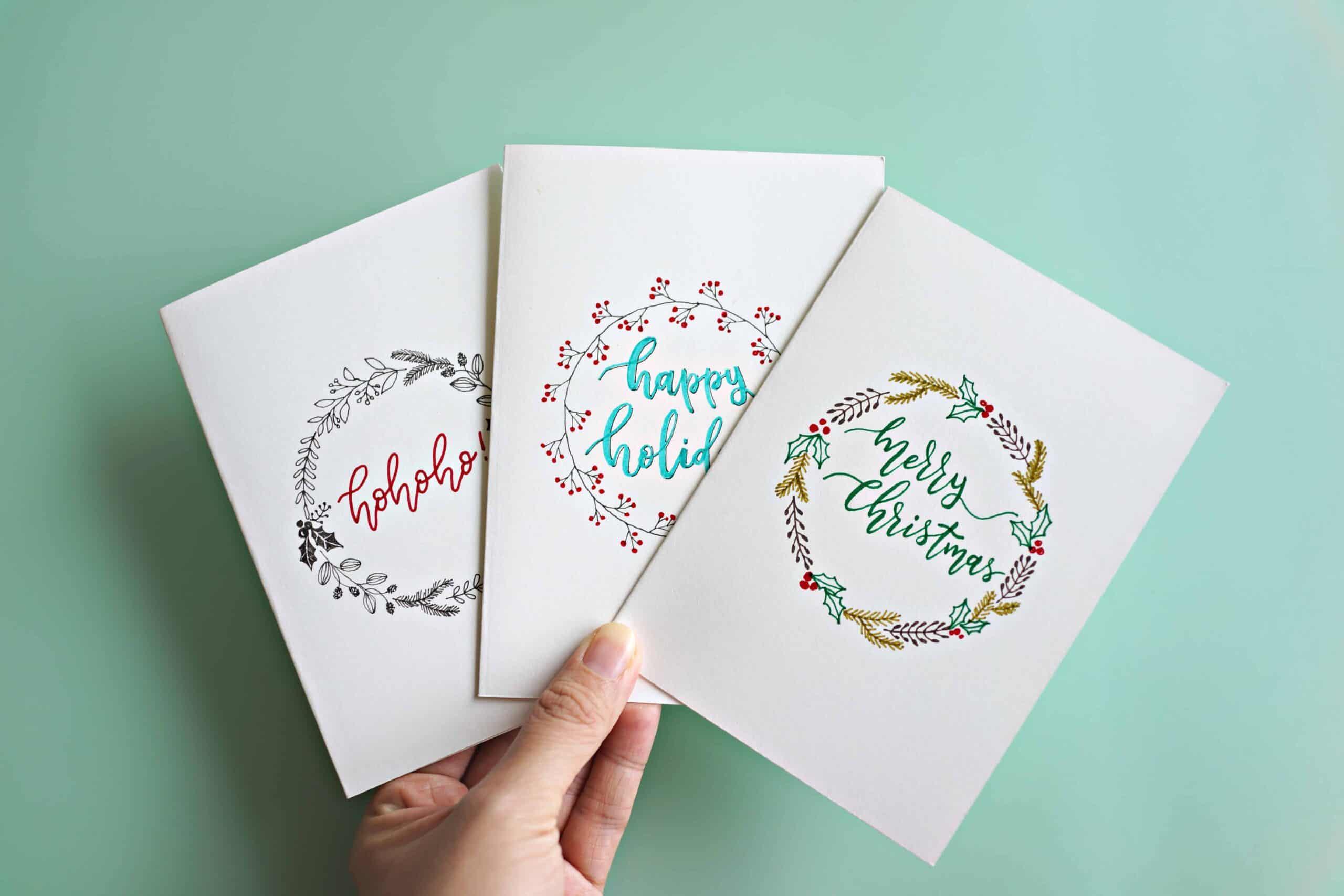 christmas card manners christmas card manners