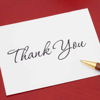 Who you do you need to write a thank you note to after Christmas? Explore the best practices for thank you note etiquette and so others how much you appreciate their thoughtfulness.