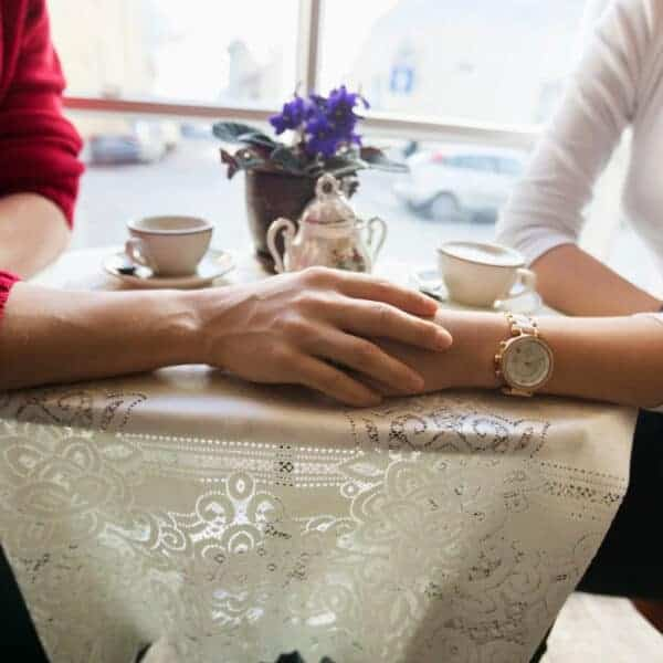 How do you show your love to others? DIscover these 5 simple ways to show your love and make your loved one feel special.